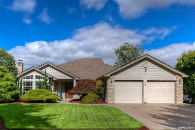 Keizer Single Family Home For Sale: 6047 Hogan Dr