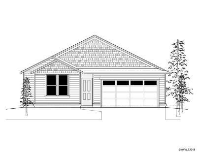 Salem Single Family Home For Sale: 5632 Boundary (Lot #11) Dr