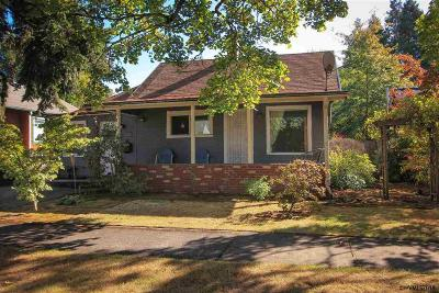 Salem Single Family Home Active Under Contract: 812 20th St