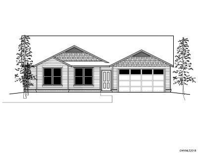 Salem Single Family Home For Sale: 5656 Boundary (Lot #17) Dr