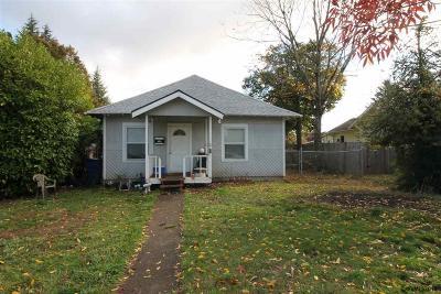 Salem Single Family Home Active Under Contract: 2580 Hazel Av