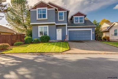 Keizer Single Family Home For Sale: 5827 Westlake Lp