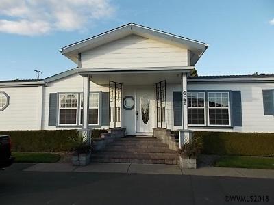 Salem Manufactured Home For Sale: 608 Royalty Av #608