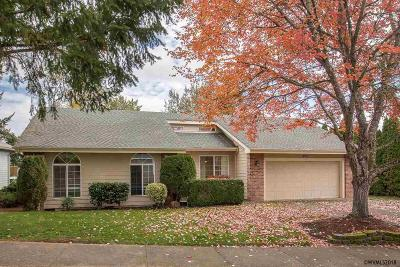 Salem Single Family Home Active Under Contract: 496 Sunwood Dr