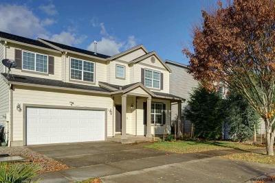 Salem Single Family Home For Sale: 5352 Lone Fir Av