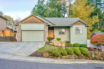 Salem Single Family Home Active Under Contract: 4028 9th Ct