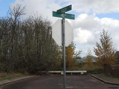Sweet Home Residential Lots & Land For Sale: Lilly (& Long) St