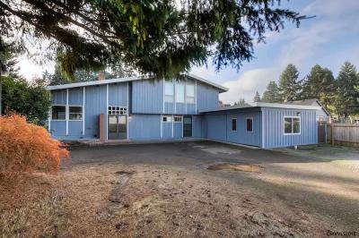 Salem Single Family Home For Sale: 4555 Battle Creek Rd