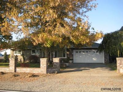 Salem Single Family Home For Sale: 5223 Sunnyview Rd