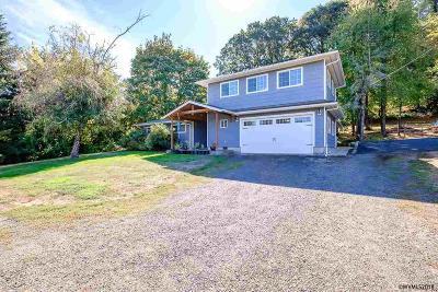 Albany Single Family Home Active Under Contract: 3890 Ridgecrest Av