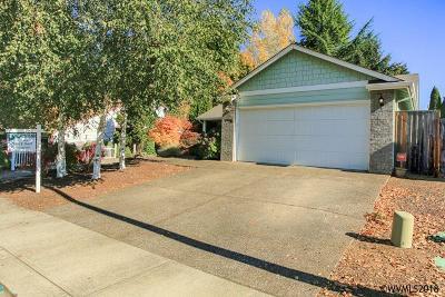Salem Single Family Home For Sale: 4710 Rising St