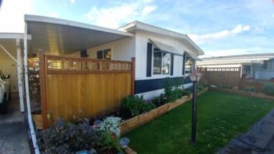 Salem Manufactured Home For Sale: 5505 43rd Wy