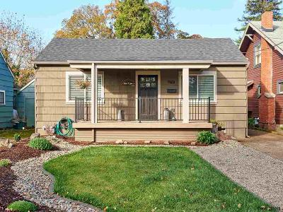 Salem Single Family Home For Sale: 569 Statesman St