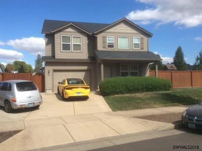Albany Single Family Home For Sale: 867 Oakmont Lp