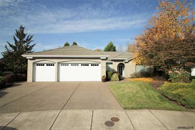 Keizer Single Family Home Active Under Contract: 6185 Kite Ct