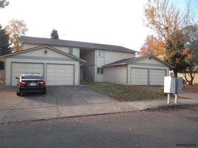 Salem Multi Family Home For Sale: 4628 Polaris St
