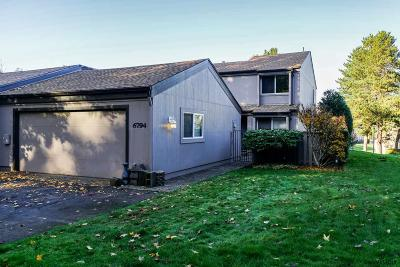 Salem Single Family Home For Sale: 6794 Huntington Cir