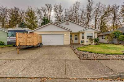 Salem Single Family Home For Sale: 4320 Terraza Ct