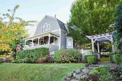 Salem Single Family Home For Sale: 310 Lincoln St