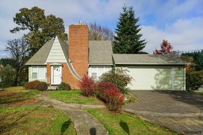 Salem Single Family Home For Sale: 7093 Conifer St