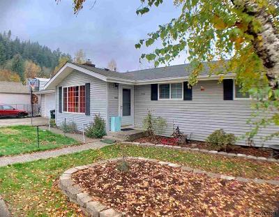 Sweet Home Single Family Home For Sale: 350 18th Av