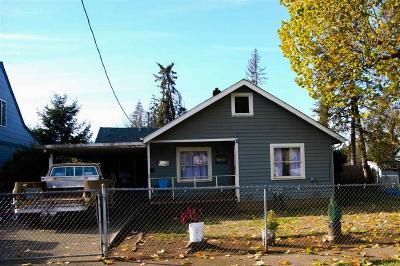 Sweet Home Single Family Home Active Under Contract: 424 11th Av