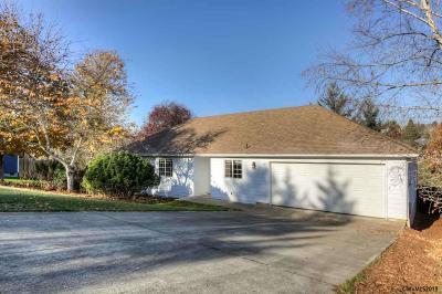 Salem Single Family Home For Sale: 999 Limelight Av