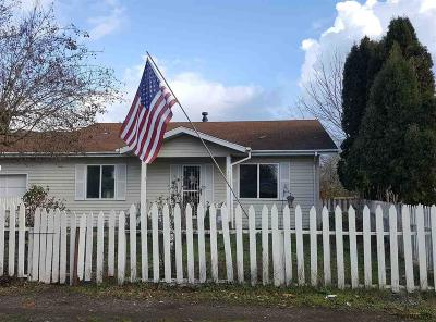 Scio Single Family Home For Sale: 38833 NE Ash St