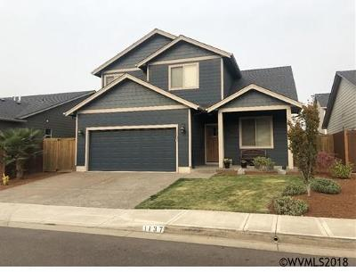 Keizer Single Family Home For Sale: 1137 Taurus Lp