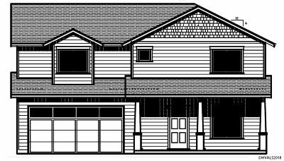 Keizer Single Family Home Active Under Contract: 7724 Florgon St