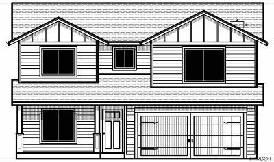 Keizer Single Family Home For Sale: 7735 Florgon St