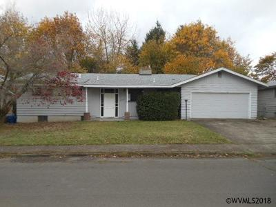 Keizer Single Family Home For Sale: 1899 Wiessner Dr