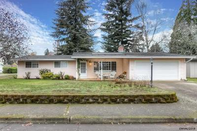 Salem Single Family Home Active Under Contract: 4697 2nd Wy