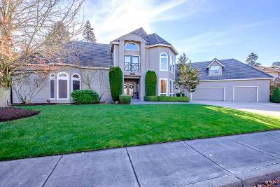 Keizer Single Family Home Active Under Contract: 574 Castle Glen Ln