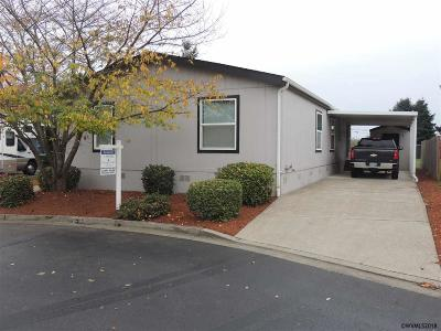Keizer Manufactured Home For Sale: 7464 Kayla Shae Cl