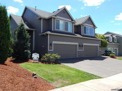 Sublimity Multi Family Home For Sale: 208 SE 7th (- 210) St