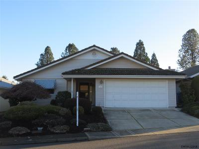 Salem Single Family Home For Sale: 1620 Almond Ln