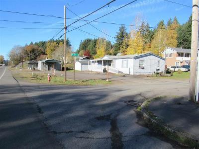 Mill City Single Family Home For Sale: 475 NE Santiam Bl