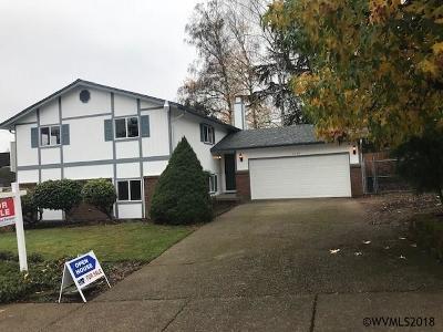 Keizer Single Family Home For Sale: 4754 18th Av