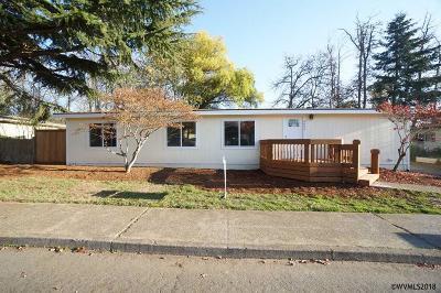Salem Single Family Home For Sale: 4809 Deepwood Lp