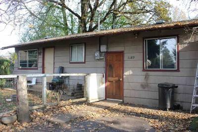 Sweet Home Single Family Home For Sale: 1189 27th Av