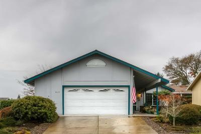Salem Single Family Home For Sale: 3123 Winslow Wy