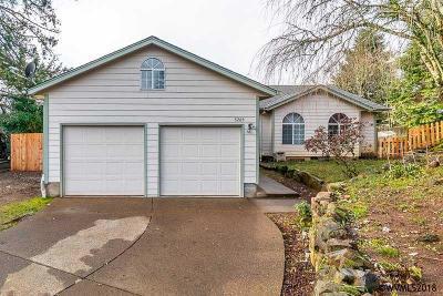 Salem Single Family Home For Sale: 5265 Forest Glen Ct