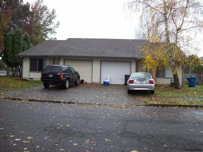 Stayton Multi Family Home For Sale: 1815 Wilding (- 1817) Pl