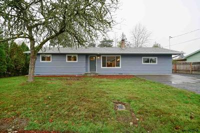 Monmouth Single Family Home Active Under Contract: 813 Madrona St