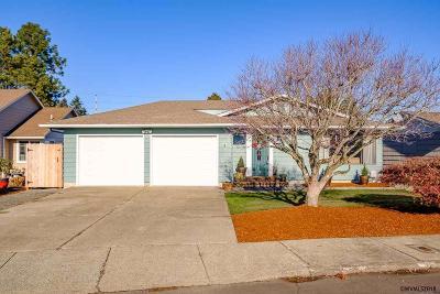 Salem Single Family Home For Sale: 2213 Windsor Av
