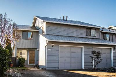 Salem Condo/Townhouse For Sale: 3460 Trinity St