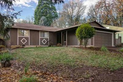 Salem Single Family Home For Sale: 3785 Lilligard Ln