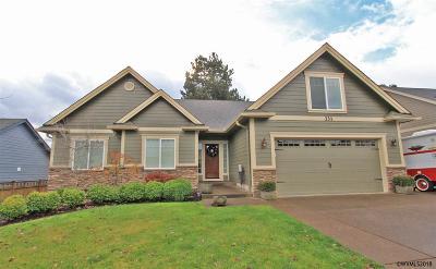 Dallas Single Family Home For Sale: 331 NE Holiday Av