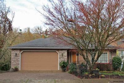Salem Single Family Home Active Under Contract: 1777 Sunburst Terrace